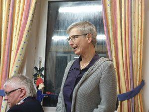 Pastorin Rosemarie Giese freut sich, dass alle Einsätze ohne Unfall abgelaufen sind
