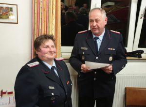 Bettina Bender ist seit 25 Jahren Feuerwehrfrau