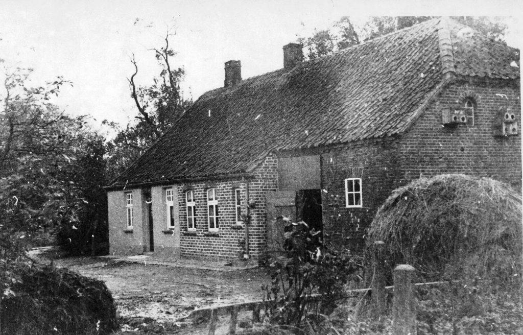 Das Haus der Familie Johann Janssen