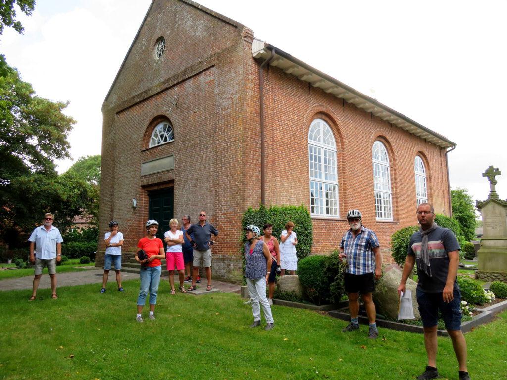 Besuch der Thunumer Kirche
