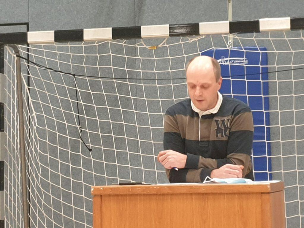 Eddy Goldenstein wurde zum neuen 1. Vorsitzenden des KBV gewählt