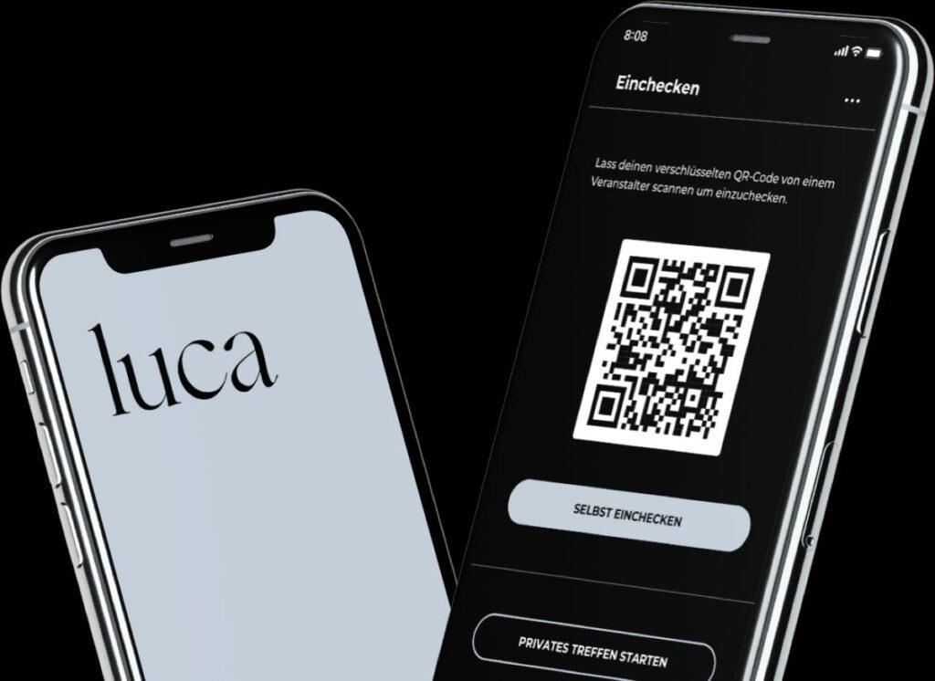 """Ab sofort kommt auch die """"Luca-App"""" in Werdum zum Einsatz"""