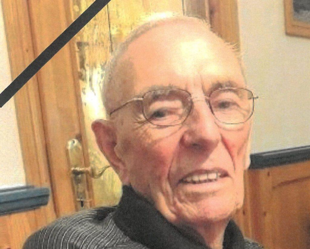 Immer ein verschmitztes Lächeln im Gesicht, der langjährige Vorsitzende des Heimat- und Verkehrsvereins ist nicht mehr unter uns
