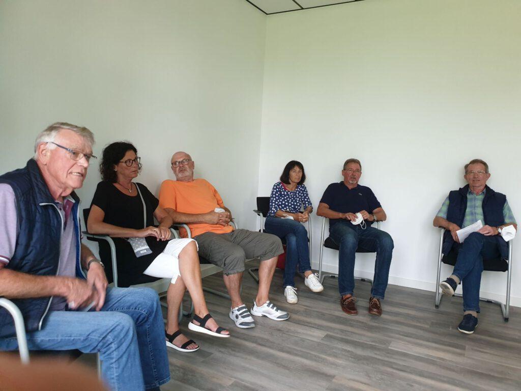 Die Zuhörer verfolgten interessiert die Sitzung und nutzten die Einwohnerfragestunde