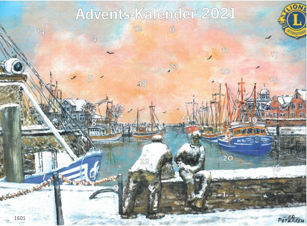 Das Titelbild ist wieder gestaltet vom Esenser Künstler Hans-Christian Petersen